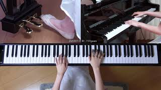 使用楽譜:月刊ピアノ2018年7月号 採譜者:事務員G 2018年7月1日 録画.