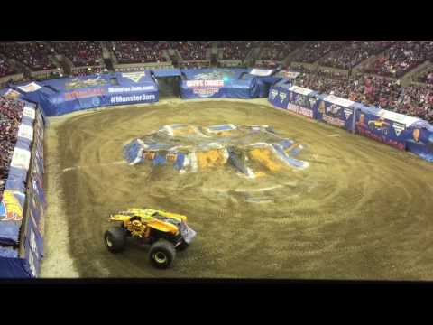 monster jam value city arena