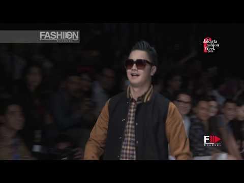 """""""AFGAN"""" Jakarta Fashion Week 2014 HD by FashionChannel"""
