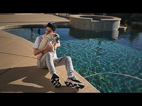 Today, I saved my dogs life... (scariest moment ever) | FaZe Rug