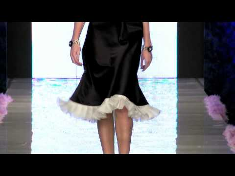 NEVENA NIKOLOVA FASHION SHOW 2011 part 1
