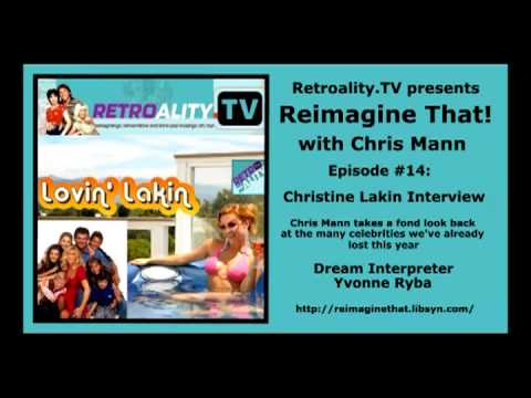 """Reimagine That!"" ep. 14: Christine Lakin on ""Lovin' Lakin,"" ""Step by Step,"" opposing Kirk Cameron"