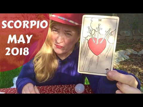 A GIFT AND A DICTATOR, SCORPIO! Career & Life Purpose Tarot for May 2018