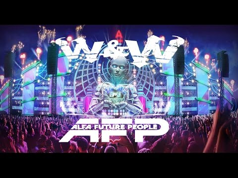 W&W  @ Alfa Future People 2016 AFP