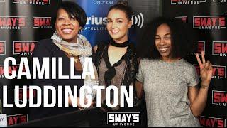 "Camilla Luddington of Grey's Anatomy Hints at Season Finale and Having ""Jungle Fever"""