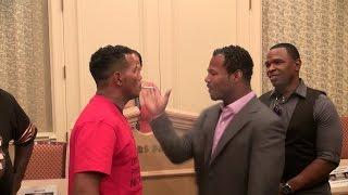 Shane Mosley vs. Ricardo Mayorga crazy full press conference
