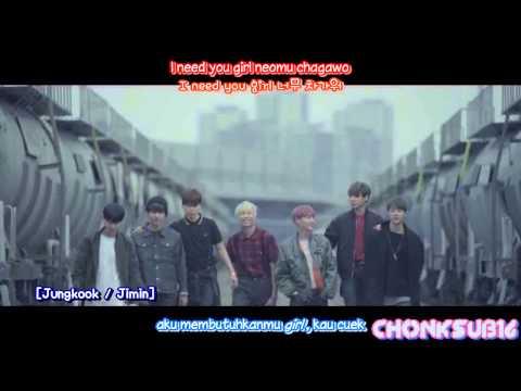 BTS - I need you IndoSub (ChonkSub16)