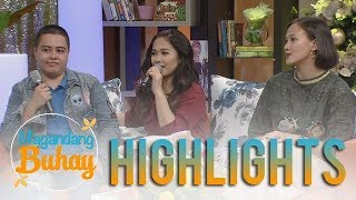 Magandang Buhay: Maja shares the story on how she was reunited with her siblings