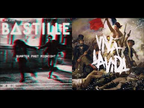 Viva La Midnight - Bastille Vs Coldplay (Mashup)