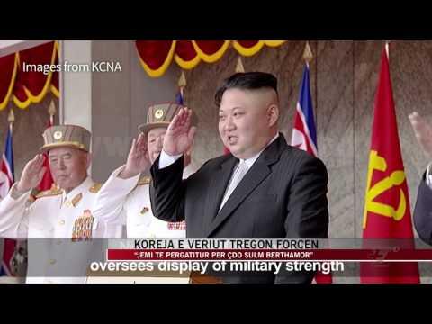 Koreja e Veriut: Jemi të përgatitur për çdo sulm bërthamor - News, Lajme - Vizion Plus