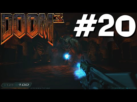 Doom 3 #20 - The Escape From Hell