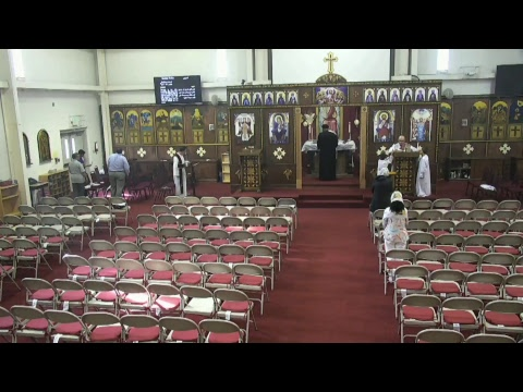 SaintMary CopticChurch Live Stream