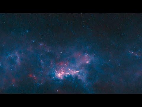 La Vía Láctea en este sobrecogedor vídeo 4K