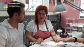 Курсы по наращиванию ногтей в Витебске (студия эстетики Танго) - ПораПопробовать
