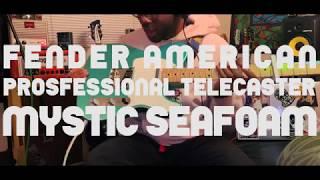 Fender American Professional Telecaster Demo