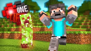 PLZ DON'T DIE.. PLZ DON'T DIE.. | Minecraft: One Life [#1]