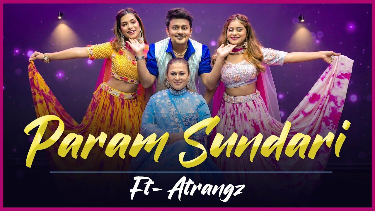 Param Sundari (Long Format Dance Cover) ft. @Nagma Mirajkar @Anam Darbar Mommy & #Atrangz ❤️