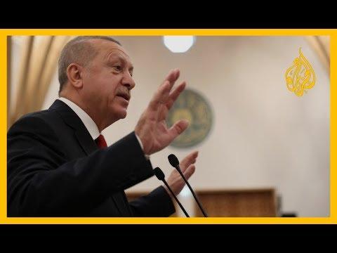 تركيا تؤكد استعدادها لإرسال قوات لليبيا إذا طلبت الحكومة الشرعية  - نشر قبل 2 ساعة