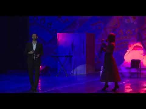 Магомед Аликперов и Кристина - Подарю любовь (Зажигательная лезгинка)