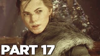 A PLAGUE TALE INNOCENCE Walkthrough Gameplay Part 17 - CORONATION (PS4 Pro)