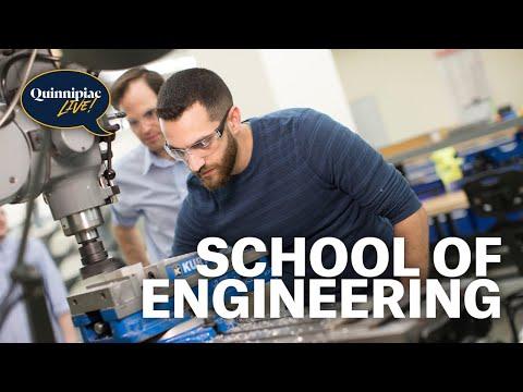 Quinnipiac Live!– School of Engineering- February 2019