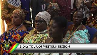 3 Day Tour of Western Region