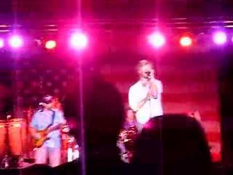 ROCKIN' FOR THE TROOPS - GARY SINISE - 2007