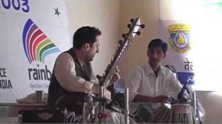 American Sitarist at Indian Music Competition, part 2