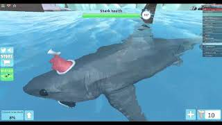 Roblox Shark Bite | Es schmeckt, von Haien verfolgt zu werden!