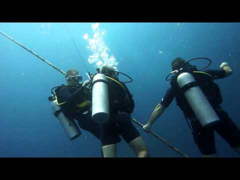Koh Tao. Open Water with Phoenix Divers
