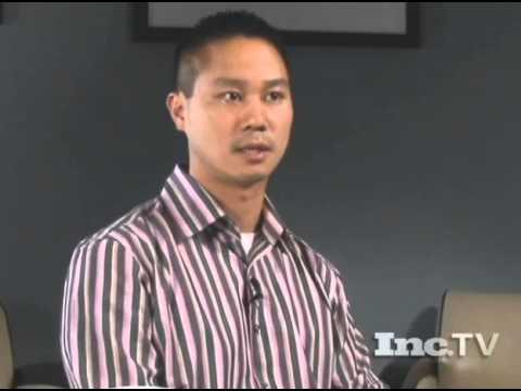 Tony Hsieh on the Zappos.com's Early Days   Inc. Magazine