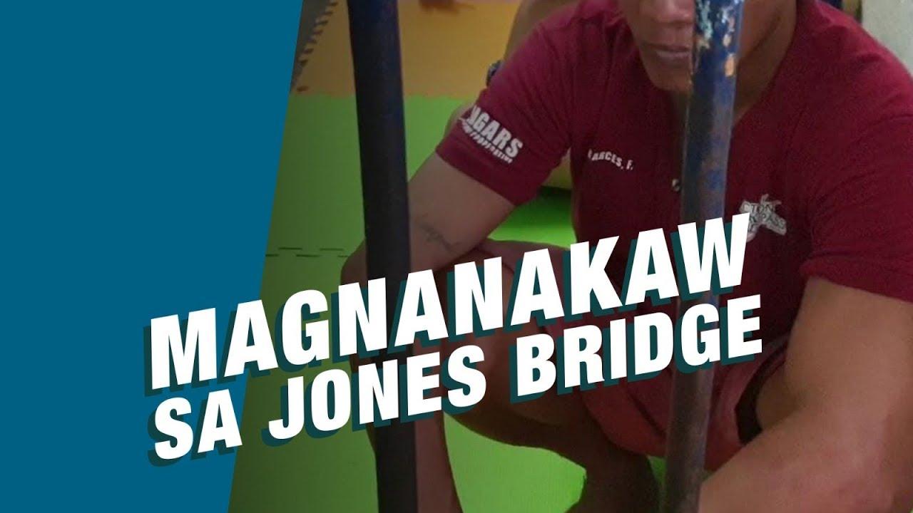 Download Stand for Truth: Magnanakaw ng kable sa Jones Bridge, huli sa akto!