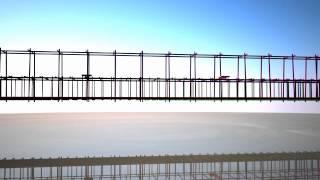 ЖБ ригель таврового сечения(3d вид ригеля., 2012-03-13T12:33:04.000Z)