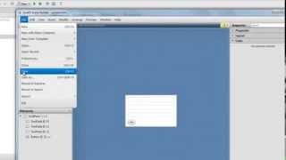 Видео урок JavaFX