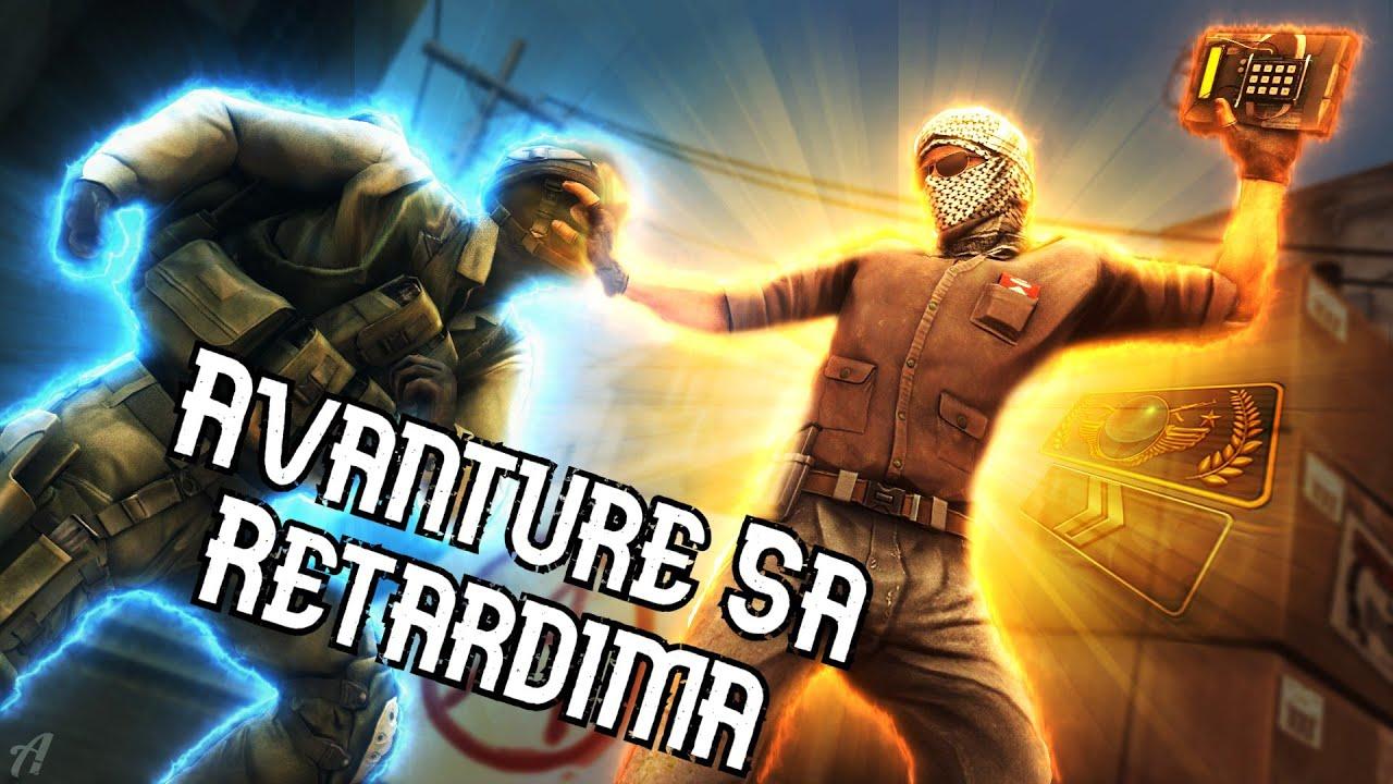 Avanture sa Retardima #1 CS:GO Edition w/Mire,Albe,Tiki,Ckea