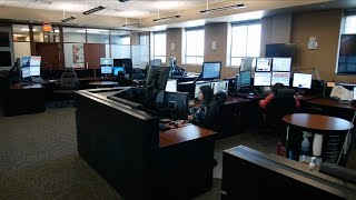 Facility Tour: 911 Call Center & Emergency Operations Center