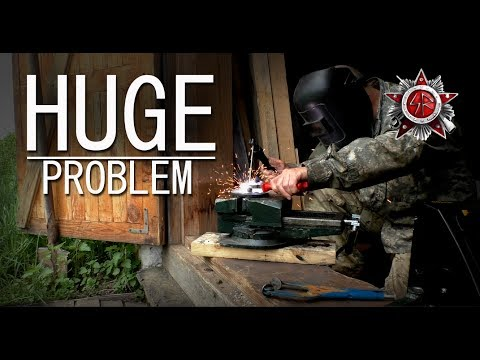 Survival Russia Vehicle: Problems To Solve