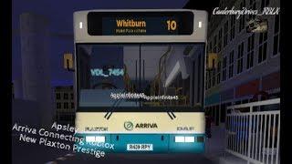 Apsley V3.2 || New Plaxton Prestige! || Arriva Connecting Roblox