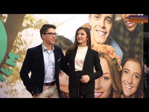 Jamie Lee Six stelt vriend voor op première D5R-film
