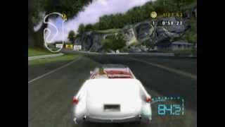 Corvette (PS2 Gameplay)
