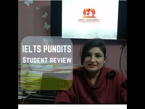 IELTS PUNDITS - Student's Review
