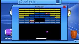 LazyTown Games - Pixelspix