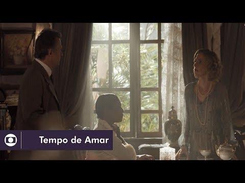 Tempo de Amar: capítulo 136 da novela, segunda, 5 de março, na Globo