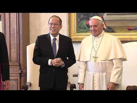 Private Audience with His Holiness Pope Francis 12/4/2015
