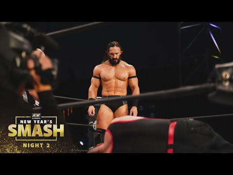 Did Pac and Eddie Kingston Settle Things Once and For All?   AEW New Year's Smash Night 2, 1/13/21