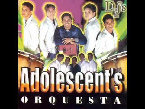 Los Adolescentes Orquesta Mix - Dj Tronix