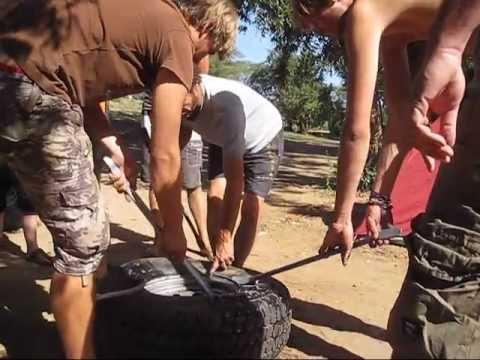 Tyre repair Ethiopia