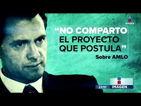Entrevista completa Ciro Gómez Leyva a Enrique Peña Nieto   Noticias con Ciro Gómez Leyva