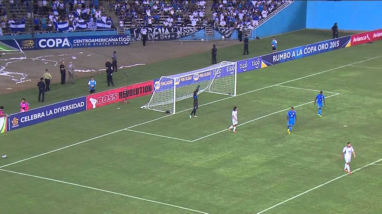 Honduras vs El Salvador Highlights - YouTube