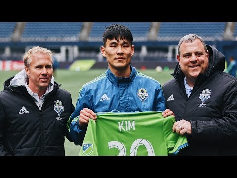Interview: Kim Kee-hee on joining the Sounders
